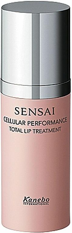 Tratamiento labial intensivo sin fragancia - Kanebo Sensai Cellular Performance Total Lip Treatment — imagen N1