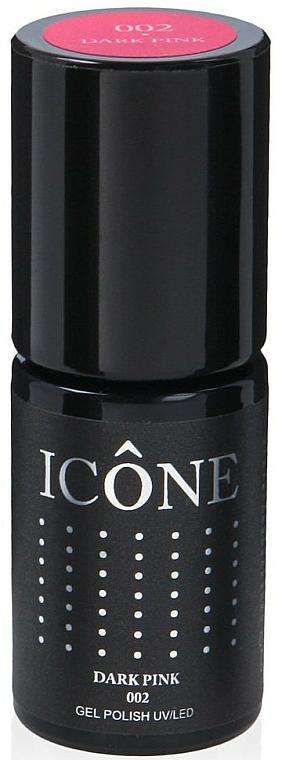 Esmalte gel de uñas, UV/LED - Icone Gel Polish UV/LED