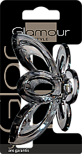Perfumería y cosmética Pinza de pelo, negra - Glamour, 417695
