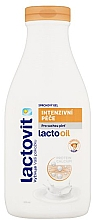 Perfumería y cosmética Gel de ducha con aceite de almendras - Lactovit Shower Gel