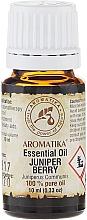 Perfumería y cosmética Aceite esencial de bayas de enebro 100% natural - Aromatika