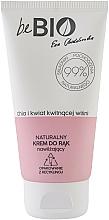 Perfumería y cosmética Crema de manos con extractos de chía y flor de cerezo - BeBio Chia And Japanese Cherry Flower Hand Cream