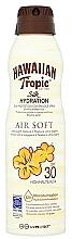 Perfumería y cosmética Spray protector solar con plantas botánicas tropicales - Hawaiian Tropic Silk Hydration Air Soft Sunscreen Mist Spf30
