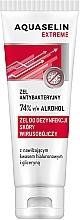 Perfumería y cosmética Gel de manos antibacteriano con glicerina - AA Aquaselin Extreme 74% Antibacterial Hand Gel Protect