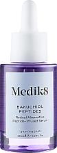 Perfumería y cosmética Sérum facial con péptidos iluminadores y bakuchiol - Medik8 Bakuchiol Peptides