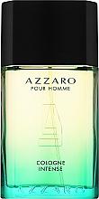 Perfumería y cosmética Azzaro Pour Homme Cologne Intense - Colonia