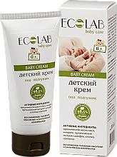 Perfumería y cosmética Crema protectora de pañal con aceite orgánico de avena - ECO Laboratorie Baby Cream