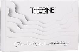 Perfumería y cosmética Mascarilla facial de tejido, 5uds. - Therine Natural Silk Face Mask
