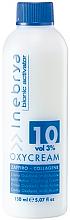 Perfumería y cosmética Crema oxidante profesional, 10vol. 3% - Inebrya Bionic Activator Oxycream 10 Vol 3%