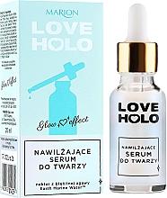 Perfumería y cosmética Sérum facial con extracto de agave - Marion Love Holo Moisturizing Face Serum