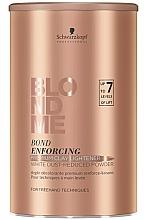 Perfumería y cosmética Polvo aclarante capilar a base de arcilla - Schwarzkopf Professional Blondme Claylightener