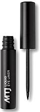 Perfumería y cosmética Delineador de ojos líquido - MTJ Cosmetics Liquid Eyeliner