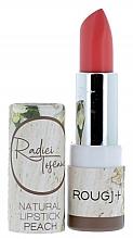 Perfumería y cosmética Barra de labios natural - Rougi+ Green Natural Lipstick
