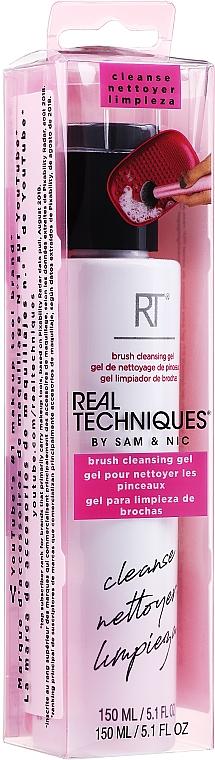 Gel limpiador de brochas - Real Techniques Brush Cleansing Gel — imagen N1