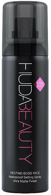 Spray fijador de maquillaje - Huda Beauty Resting Boss Face Spray