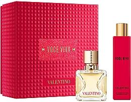 Perfumería y cosmética Valentino Voce Viva - Set (eau de parfum/50ml + loción corporal/100ml)