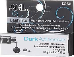 Perfumería y cosmética Pegamento para pestañas postizas individuales, negro - Ardell Lash Tite Adhesive