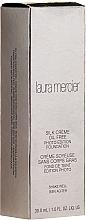 Perfumería y cosmética Base de maquillaje de cobertura media a completa para pieles normales a grasas - Laura Mercier Silk Crème Oil Free Photo Edition Foundation
