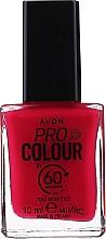 Perfumería y cosmética Esmalte de uñas de secado rápido - Avon Pro Colour In 60 Seconds Nail Enamel