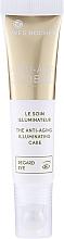 Perfumería y cosmética Crema antienvejecimiento e iliminadora para contorno de ojos con ácido cítrico - Yves Rocher Anti-Age Global Eye Cream