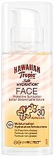Perfumería y cosmética Crema protectora solar facial - Hawaiian Tropic Silk Hydration Face With SPF 30