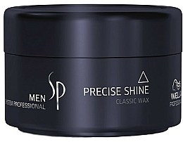 Perfumería y cosmética Cera moldeadora y brillo para cabello - Wella SP Men Precise Shine Classic Wax