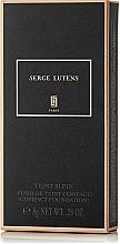 Perfumería y cosmética Base de maquillaje compacta con fórmula en polvo fino - Serge Lutens Teint Si Fin Compact Foundation