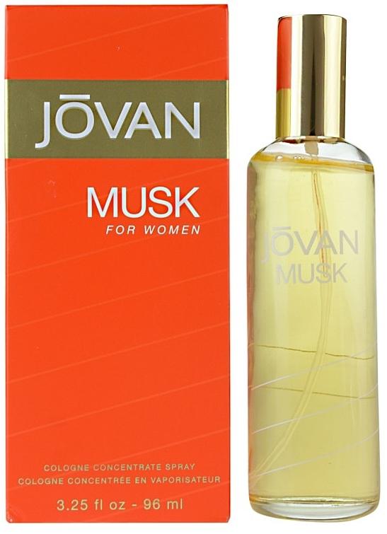 Musk Jovan - Colonia