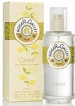 Perfumería y cosmética Roger & Gallet Cedrat - Eau de parfum