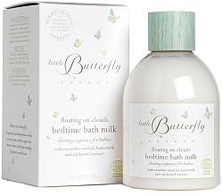 Perfumería y cosmética Leche de baño orgánica para bebés con aceite de semilla de pepino y extracto de avena - Little Butterfly London Floating On Clouds Bedtime Bathmilk