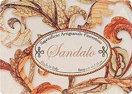 Perfumería y cosmética Jabón artesanal con sándalo - Saponificio Artigianale Sandalwood