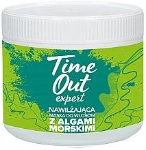 Perfumería y cosmética Mascarilla capilar con extracto de algas marinas - Time Out