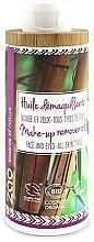 Perfumería y cosmética Aceite desmaquillante con extracto de caléndula & aceite de macadamia - Zao