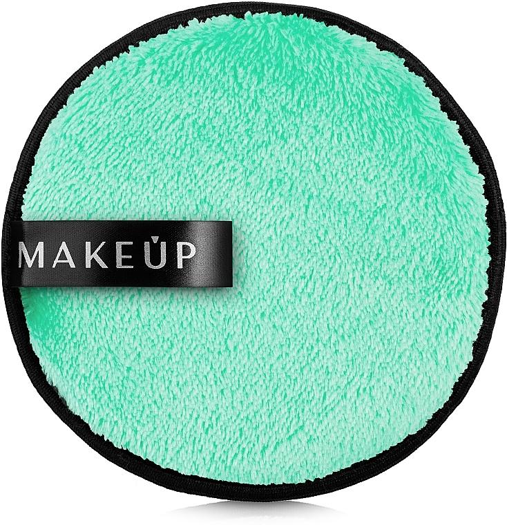 """Esponja limpiadora facial color menta """"My Cookie"""" - MakeUp Makeup Cleansing Sponge Mint"""
