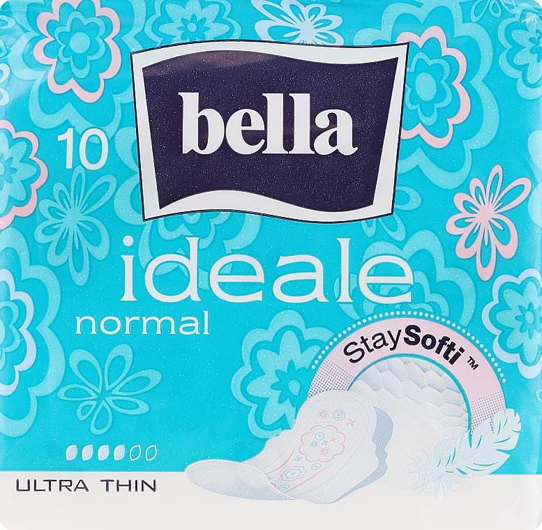 Compresas Ideale Ultra Normal StaySofti 10 uds. - Bella