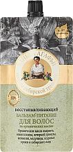 Perfumería y cosmética Acondicionador reparador y nutritivo con complejo de aceites orgánicos - Las recetas de la abuela Agafia