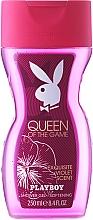 Perfumería y cosmética Playboy Queen of the Game - Gel de ducha perfumado