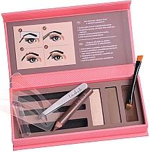 Perfumería y cosmética Kit para cejas - Lovely Eyebrows Creator