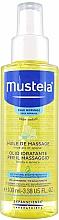 Perfumería y cosmética Aceite de masaje para bebé de aguacate - Mustela Bebe Massage Oil
