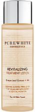 Perfumería y cosmética Tratamiento loción facial con extracto de hoja de uva - Pure White Cosmetics Revitalizing Treatment Lotion