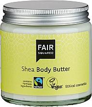 Perfumería y cosmética Manteca corporal de karité - Fair Squared Body Butter Shea