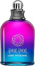 Perfumería y cosmética Cacharel Amor Amor Love Festival - Eau de toilette