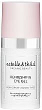 Perfumería y cosmética Gel contorno de ojos refrescante con extracto de pomelo rojo y ácido hialurónico - Estelle & Thild BioHydrate Refreshing Eye Gel