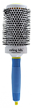 Perfumería y cosmética Cepillo térmico de pelo cerámico, XL - Rolling Hills Ceramic Round Brush XL