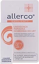 Perfumería y cosmética Bálsamo labial emoliente con aceite de almendras - Allerco Emolienty Molecule Regen7 Lip Balm