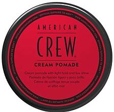Perfumería y cosmética Pomada para cabello de fijación ligera - American Crew Cream Pomade
