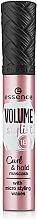 Perfumería y cosmética Máscara de pestañas para volumen y curvatura de larga duración - Essence Volume Stylist 18h Curl & Hold Mascara