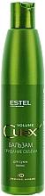 Perfumería y cosmética Acondicionador voluminizador con extracto de castaño de indias - Estel Professional Curex Volume