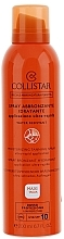 Perfumería y cosmética Spray bronceador hidratante SPF10, resistente al agua - Collistar Moisturizing Tanning Spray SPF10 200ml