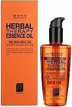 Perfumería y cosmética Aceite esencial para cabello de girasol y argán - Daeng Gi Meo Ri Herbal Therpay Essence Oil